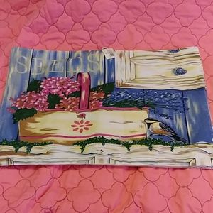 Cloth placemats